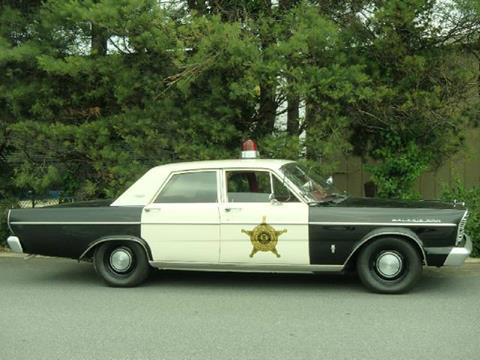 1965 Ford Galaxie 500 for sale in Cadillac, MI