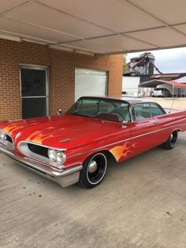1959 Pontiac Bonneville for sale in Cadillac, MI