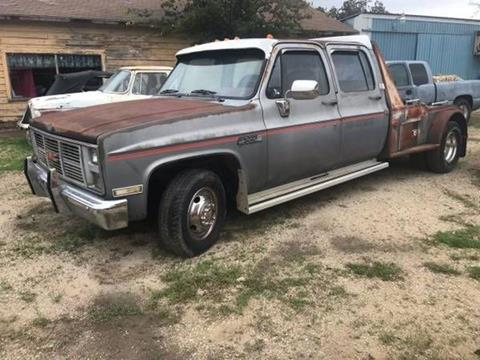 1986 GMC C/K 3500 Series for sale in Cadillac, MI
