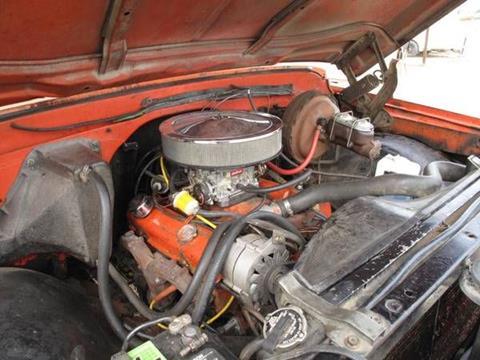1968 GMC Sierra 2500
