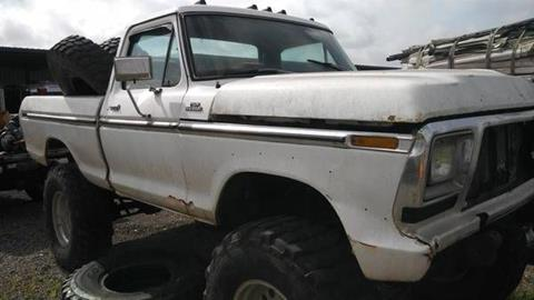 1973 Ford F-150 for sale in Cadillac, MI