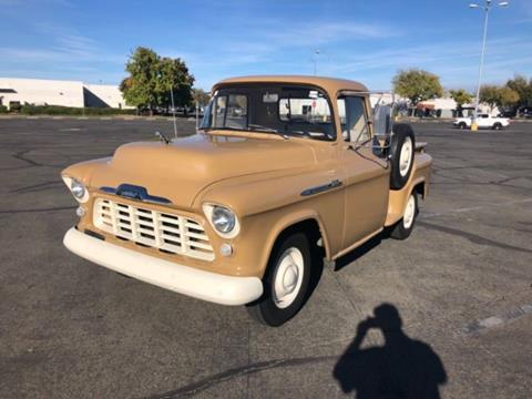 1956 Chevrolet 3100 for sale in Cadillac, MI