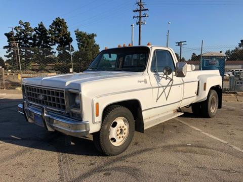 1973 chevy crew cab pickup