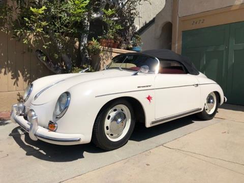 1956 Porsche 356 for sale in Cadillac, MI