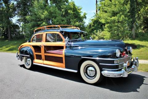 1947 Chrysler TC for sale in Cadillac, MI
