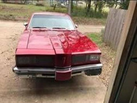 1978 Pontiac Phoenix for sale in Cadillac, MI