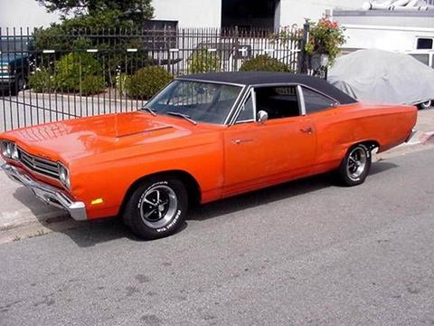 Road Runner Auto Sales >> Used 1969 Plymouth Roadrunner For Sale - Carsforsale.com®