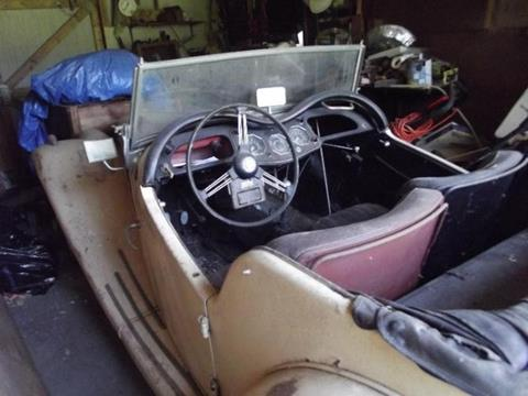1955 MG TF for sale in Cadillac, MI