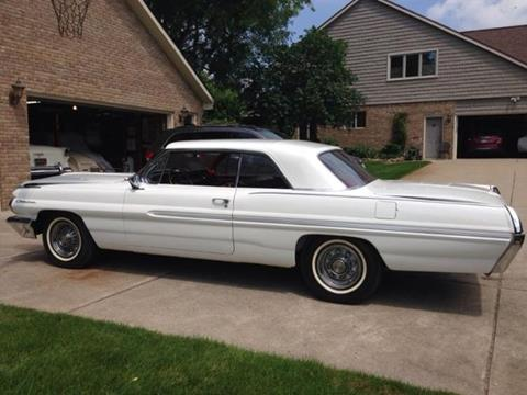1962 Pontiac Catalina for sale in Cadillac, MI