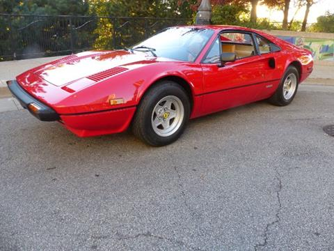 1979 Ferrari 308 Gts For Sale In Cadillac Mi