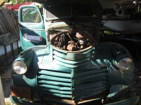 1941 GMC C/K 1500 Series for sale in Cadillac, MI