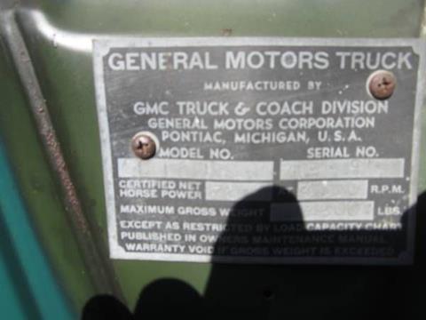 1941 GMC C/K 1500 Series