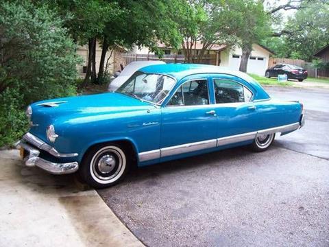1953 Kaiser Manhattan for sale in Cadillac, MI