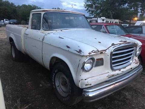 1964 Studebaker Champion for sale in Cadillac, MI