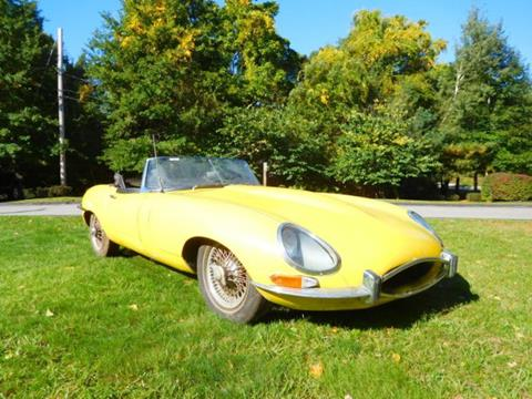 used 1963 jaguar e-type for sale in knoxville, tn - carsforsale®