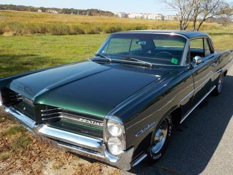 1964 Pontiac Catalina for sale in Cadillac, MI