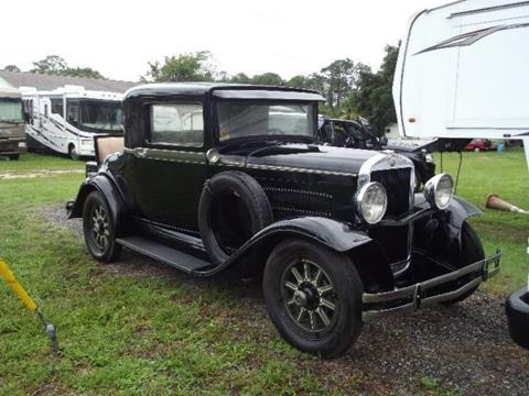 1930 Hudson Essex for sale in Cadillac, MI