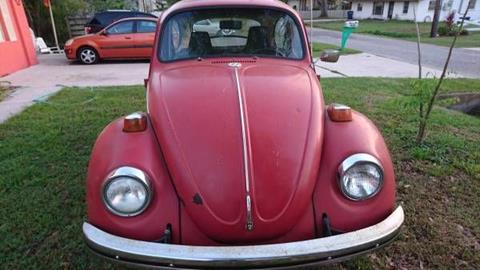 1970 Volkswagen Beetle for sale in Cadillac, MI