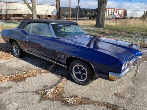 1971 Pontiac Le Mans for sale in Cadillac, MI