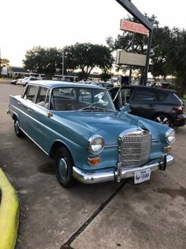 1965 Mercedes-Benz 190-Class for sale in Cadillac, MI