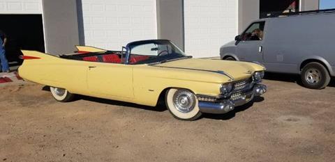 1959 Cadillac Series 62 For Sale Carsforsale Com