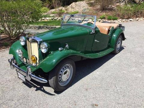 1952 MG TD for sale in Cadillac, MI