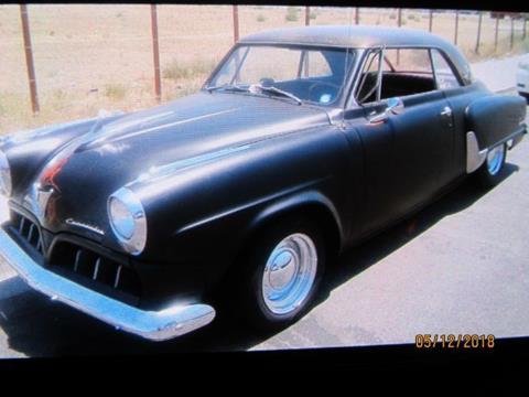 1952 Studebaker Commander for sale in Cadillac, MI