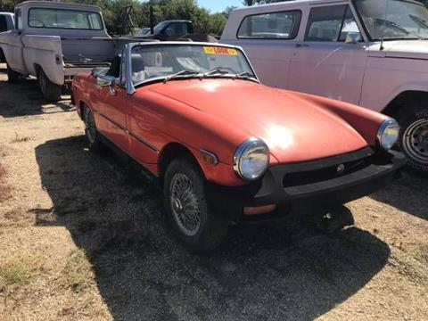 1979 MG Midget for sale in Cadillac, MI