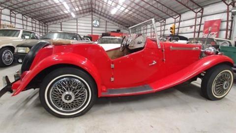1951 MG TC for sale in Cadillac, MI