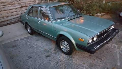 1980 Honda Accord for sale in Cadillac, MI