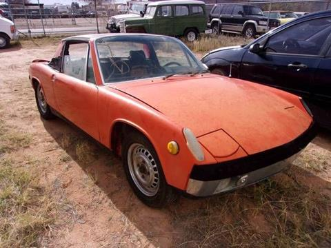 1972 Porsche 914 for sale in Cadillac, MI