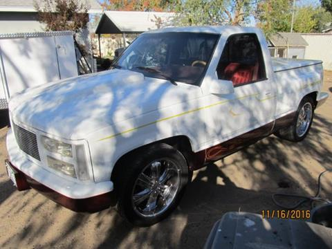 1990 GMC Sierra 1500HD Classic for sale in Cadillac, MI
