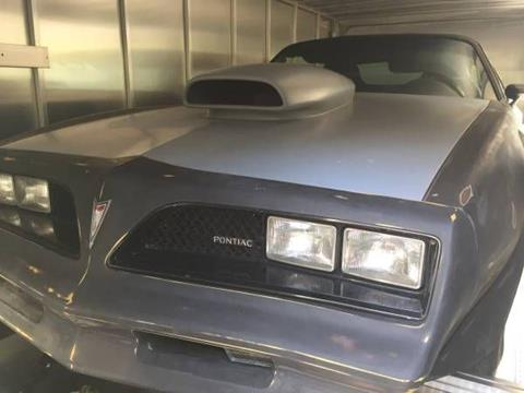 1978 Pontiac Trans Am for sale in Cadillac, MI
