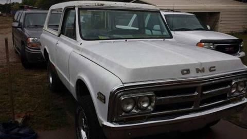 1971 GMC Jimmy for sale in Cadillac, MI