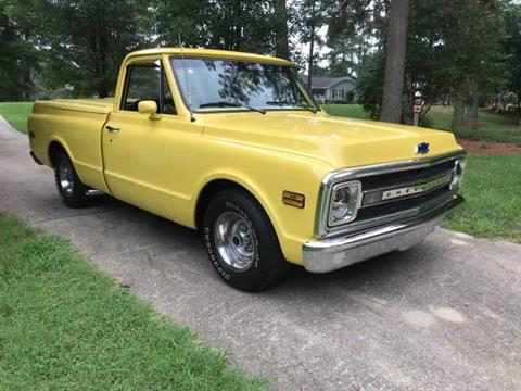 1969 Chevrolet C/K 10 Series for sale in Cadillac, MI