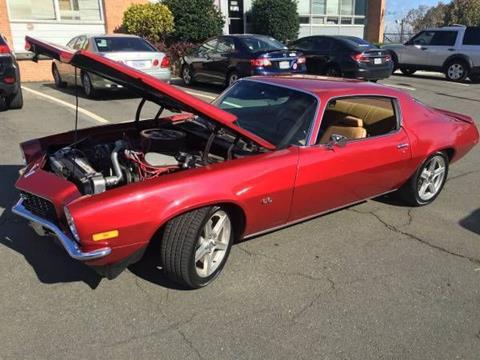 1970 Chevrolet Camaro For Sale In Michigan Carsforsale Com 174