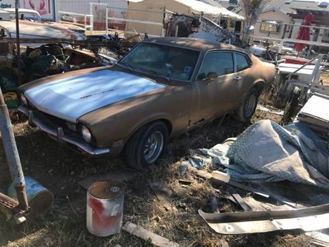 1972 Ford Maverick for sale in Cadillac, MI