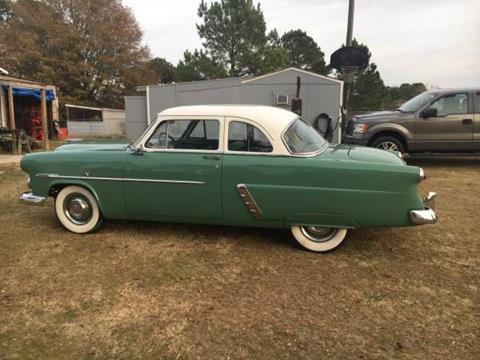 1952 Ford Crestline for sale in Cadillac, MI