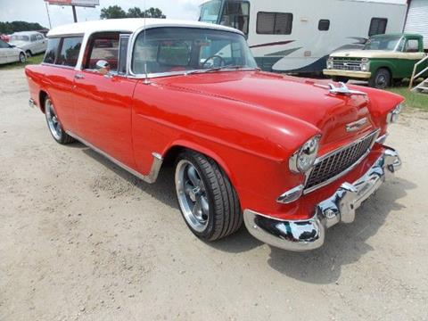 1955 Chevrolet Nomad for sale in Cadillac, MI