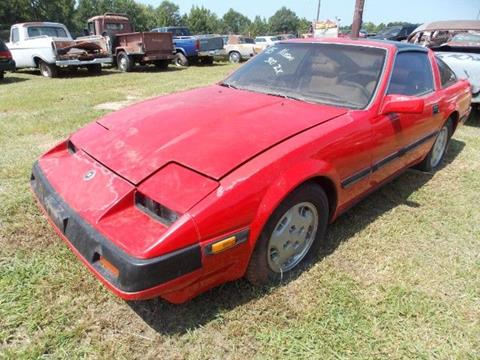 1985 Nissan 300ZX for sale in Cadillac, MI