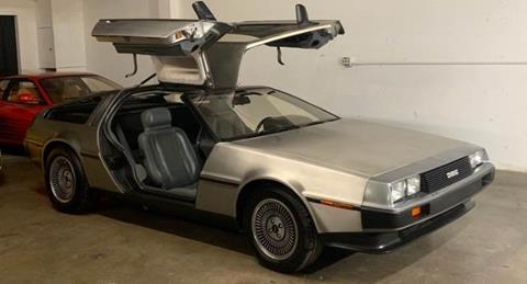 1981 DeLorean DMC-12 for sale in Cadillac, MI