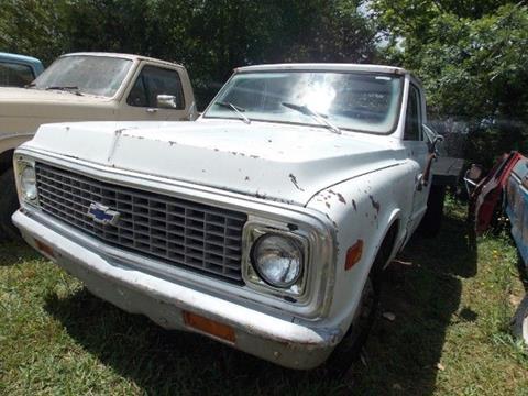 1971 Chevrolet C/K 30 Series for sale in Cadillac, MI