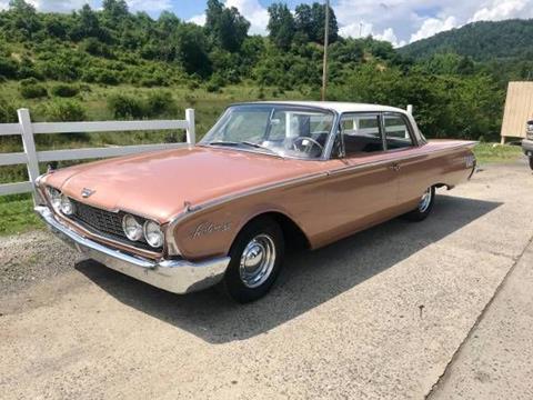 1960 Ford Galaxie for sale in Cadillac, MI
