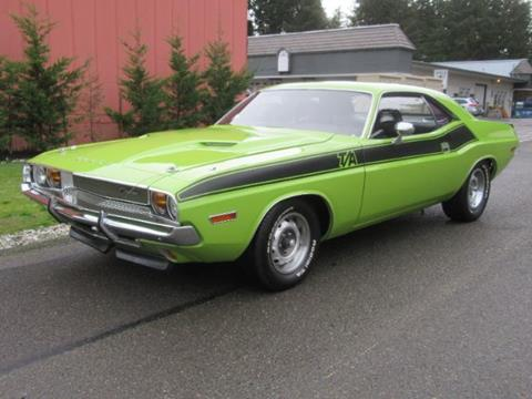 Used 1970 Dodge Challenger For Sale In Jacksonville Ar
