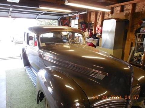 1941 Hudson Super Six for sale in Cadillac, MI