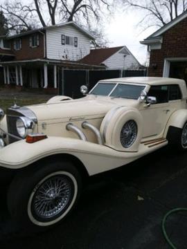 1985 Excalibur Phaeton for sale in Cadillac, MI