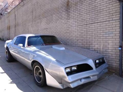 1977 Pontiac Trans Am for sale in Cadillac, MI