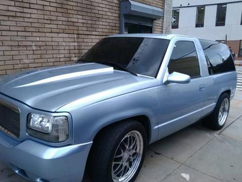 1995 GMC Yukon for sale in Cadillac, MI