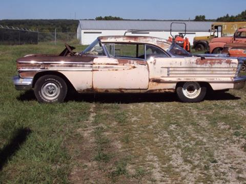1958 Oldsmobile Eighty-Eight for sale in Cadillac, MI