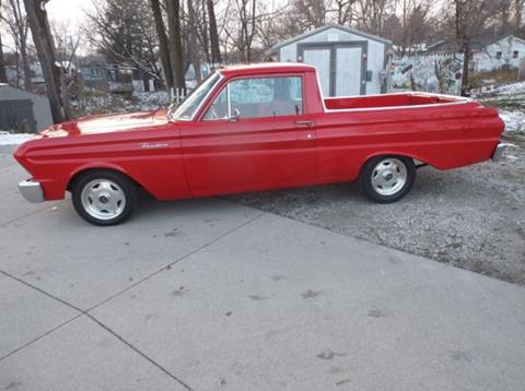 1964 Ford Falcon for sale in Cadillac, MI
